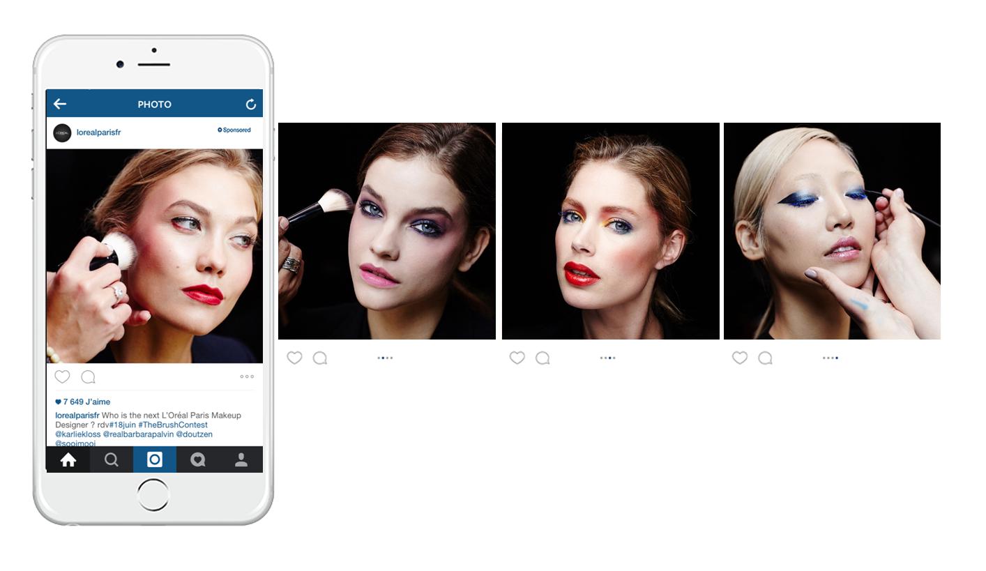 Instagram  nouveau format Carrousel pour la publicité !