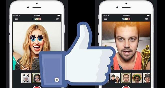 Masquerade, la nouvelle acquisition de Facebook