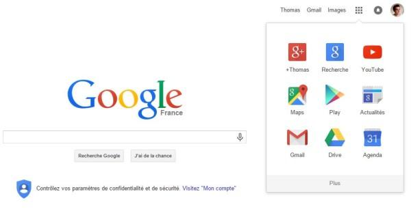 Google Plus est désormais un service Google comme un autre !