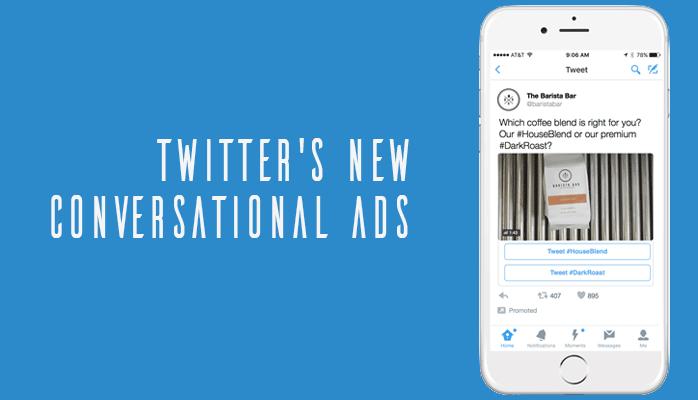 Nouveaux formats publicitaires Twitter !