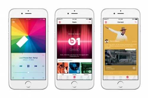 Apple music Application