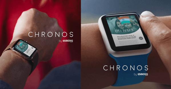 Chronos-Apple watch