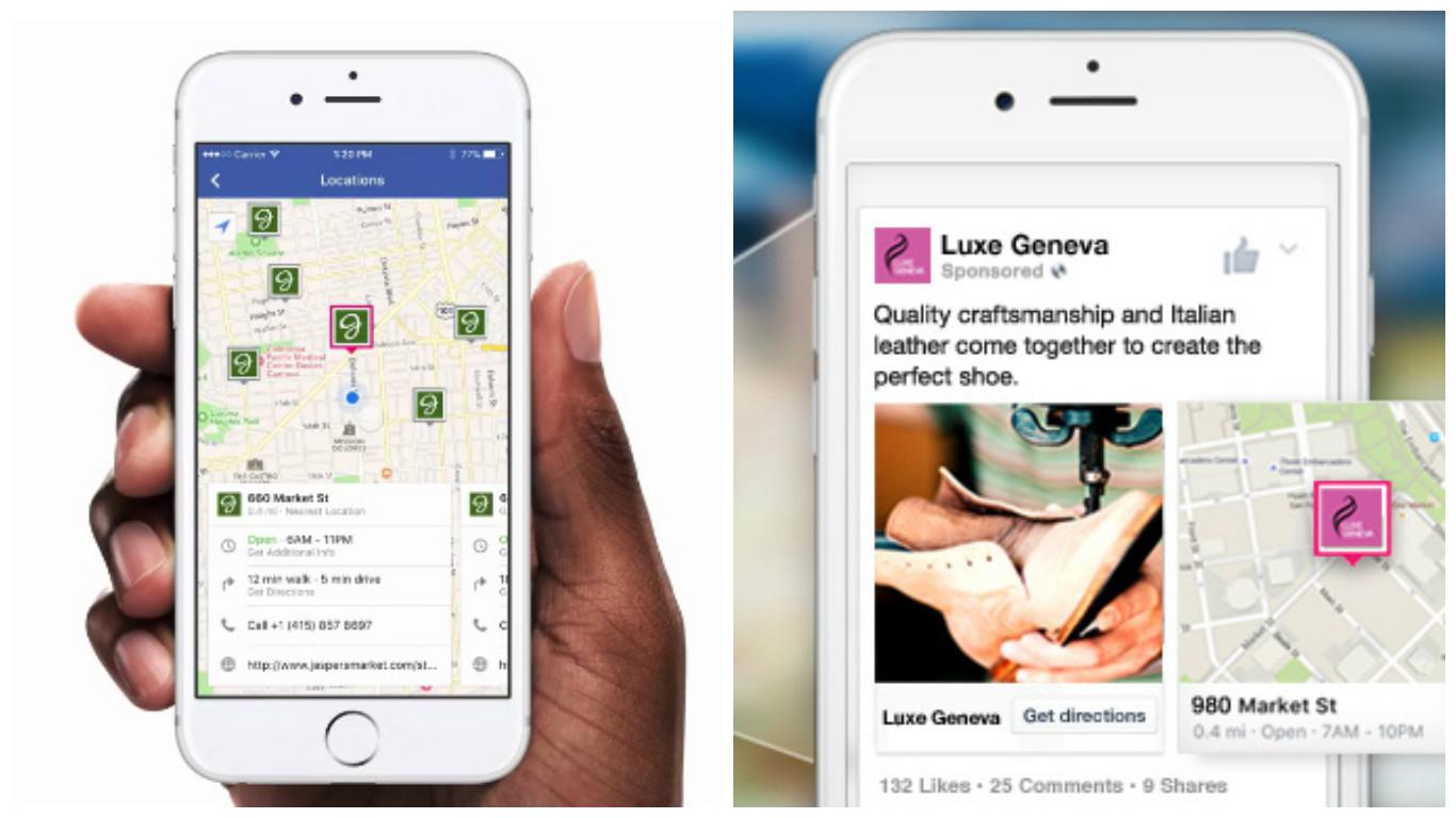 De nouvelles fonctionnalités débarquent sur Facebook