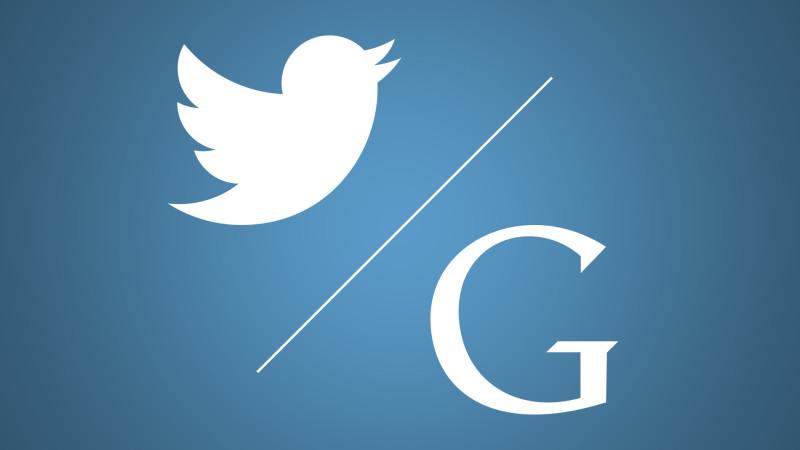 Google va intégré des Tweets dans ses résultats de recherche