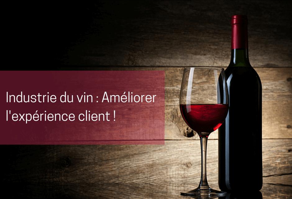 Industrie du vin
