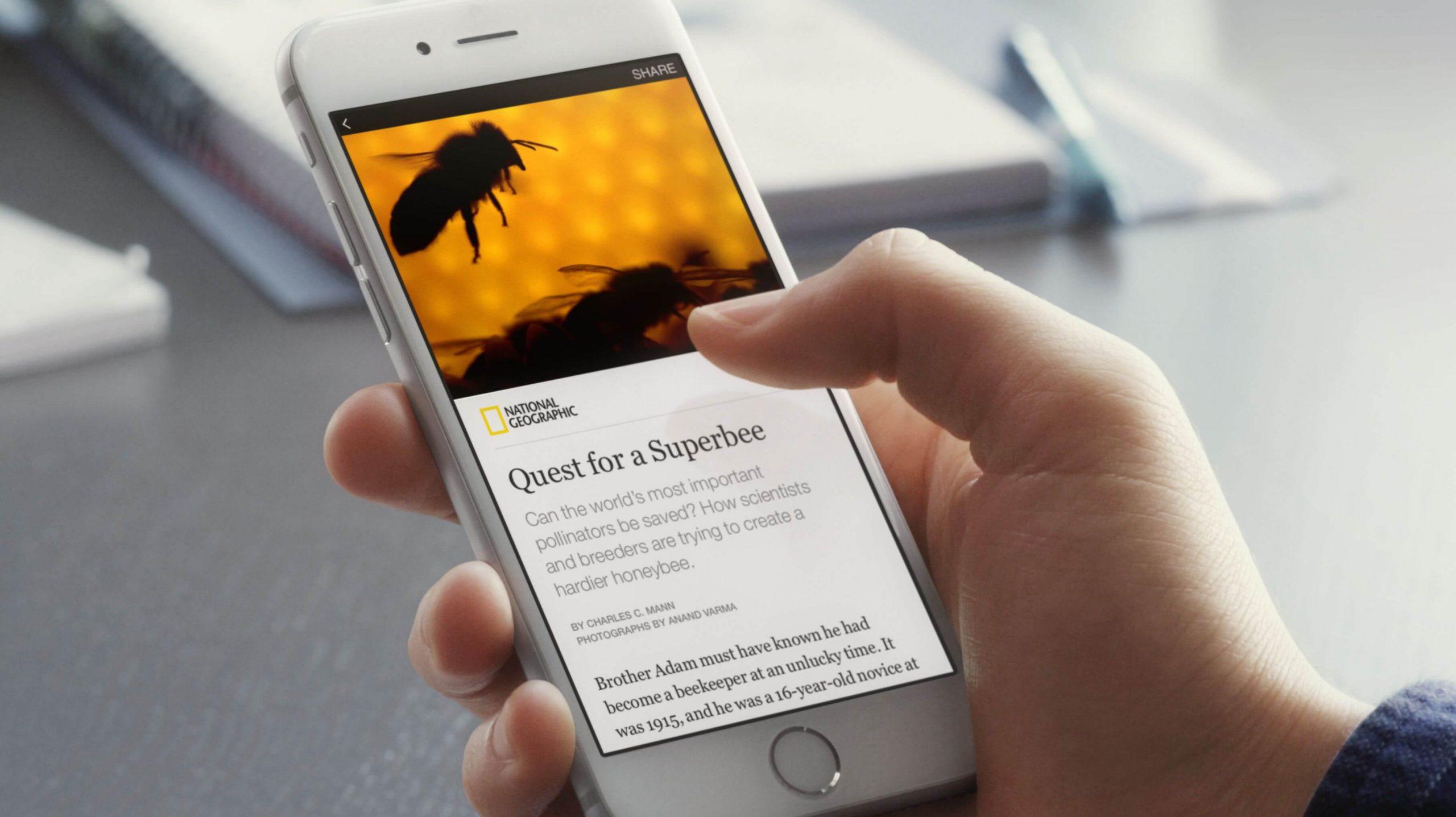 Instant Articles : la nouvelle fonctionnalité de Facebook pour intégrer des articles de presse !