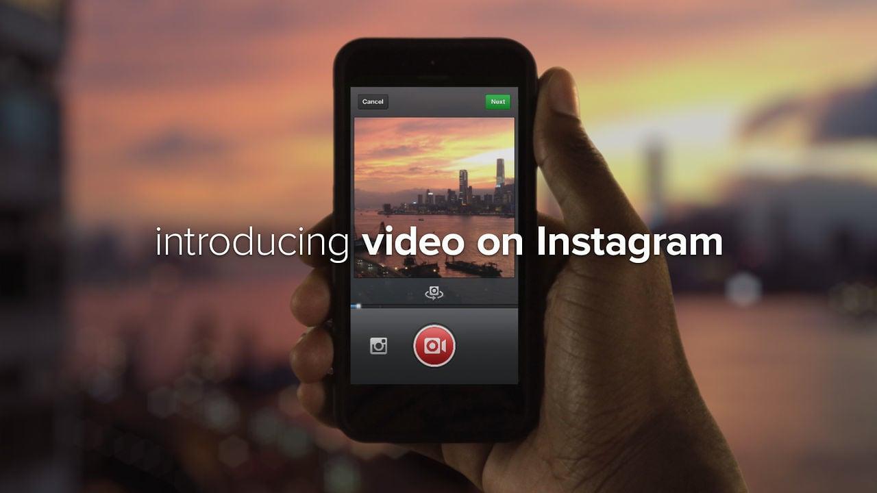 La vidéo en live débarque sur Instagram !