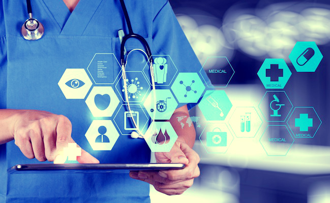 applications mobiles pour le secteur de la santé