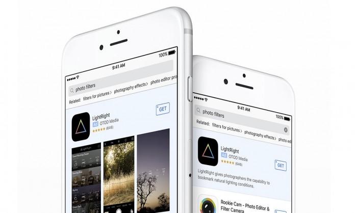 Les applications sponsorisées débarquent sur l'App Store