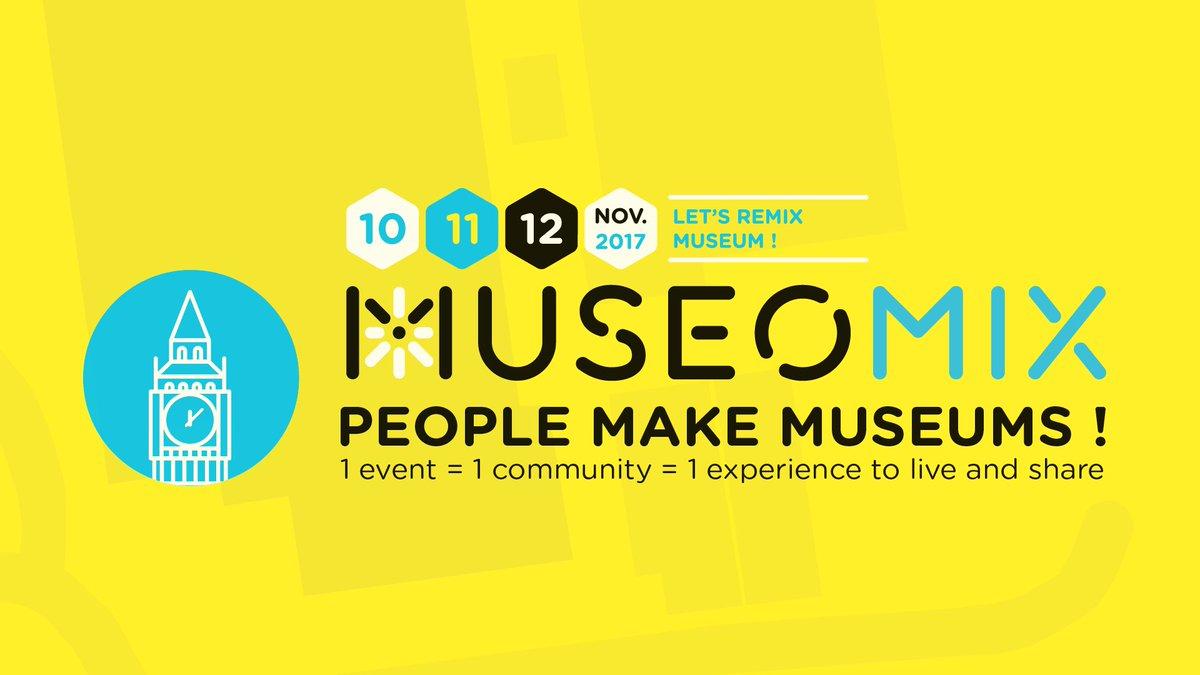 Le concept Museomix réinvente les musées