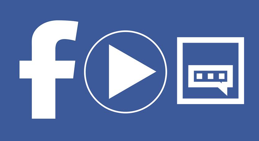 Sous-titrage automatique des vidéos bientôt sur Facebook !