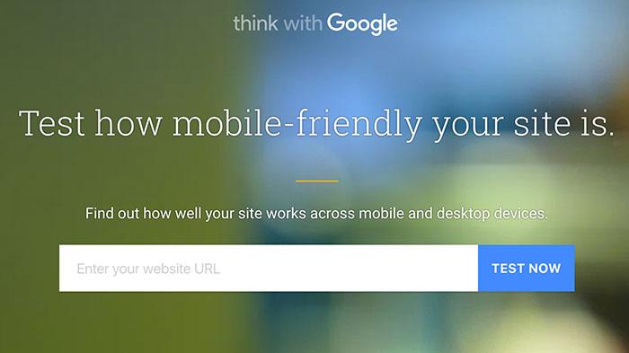 Testez la performance de votre site web avec Google