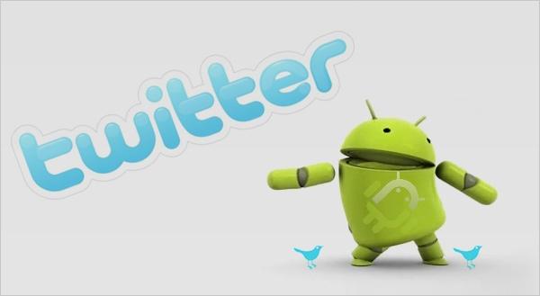 Twitter change de look sur la version Android
