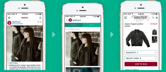 Vous pourriez bientôt faire du shopping sur Instagram !
