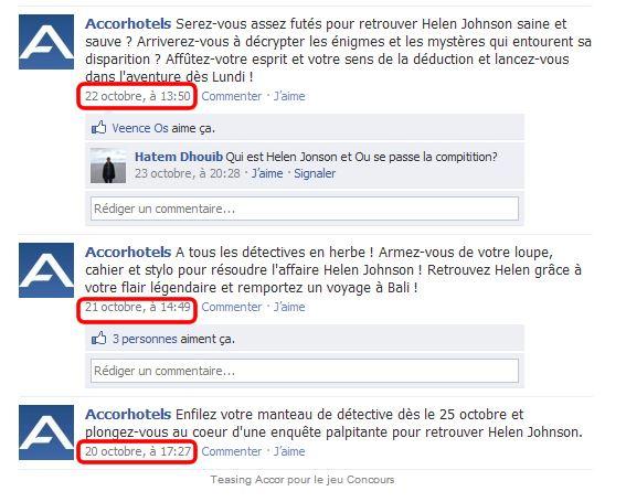 concours facebook accor