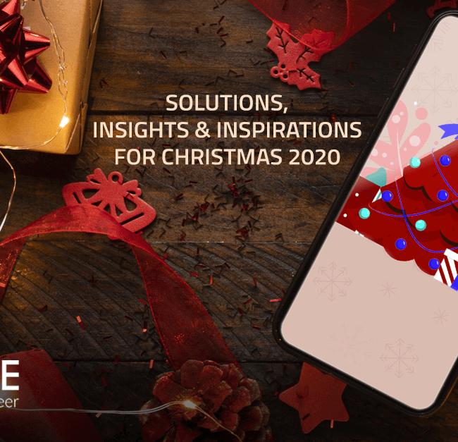 Préparez la période de Noël 2020: Solutions, insights et inspirations