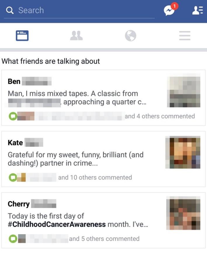 Facebook pioche encore une fois chez ses concurrents