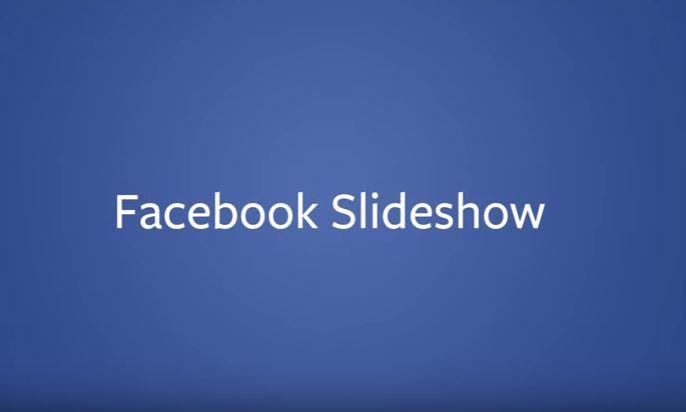 Facebook apporte des optimisations pour les publicités diaporama