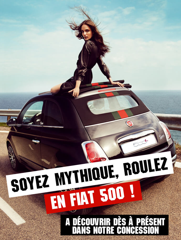 campagne display fiat 500