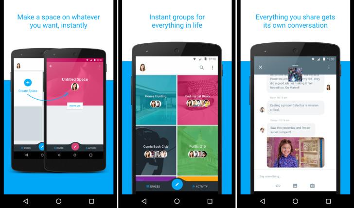 Google Spaces : Le nouveau réseau social de Google