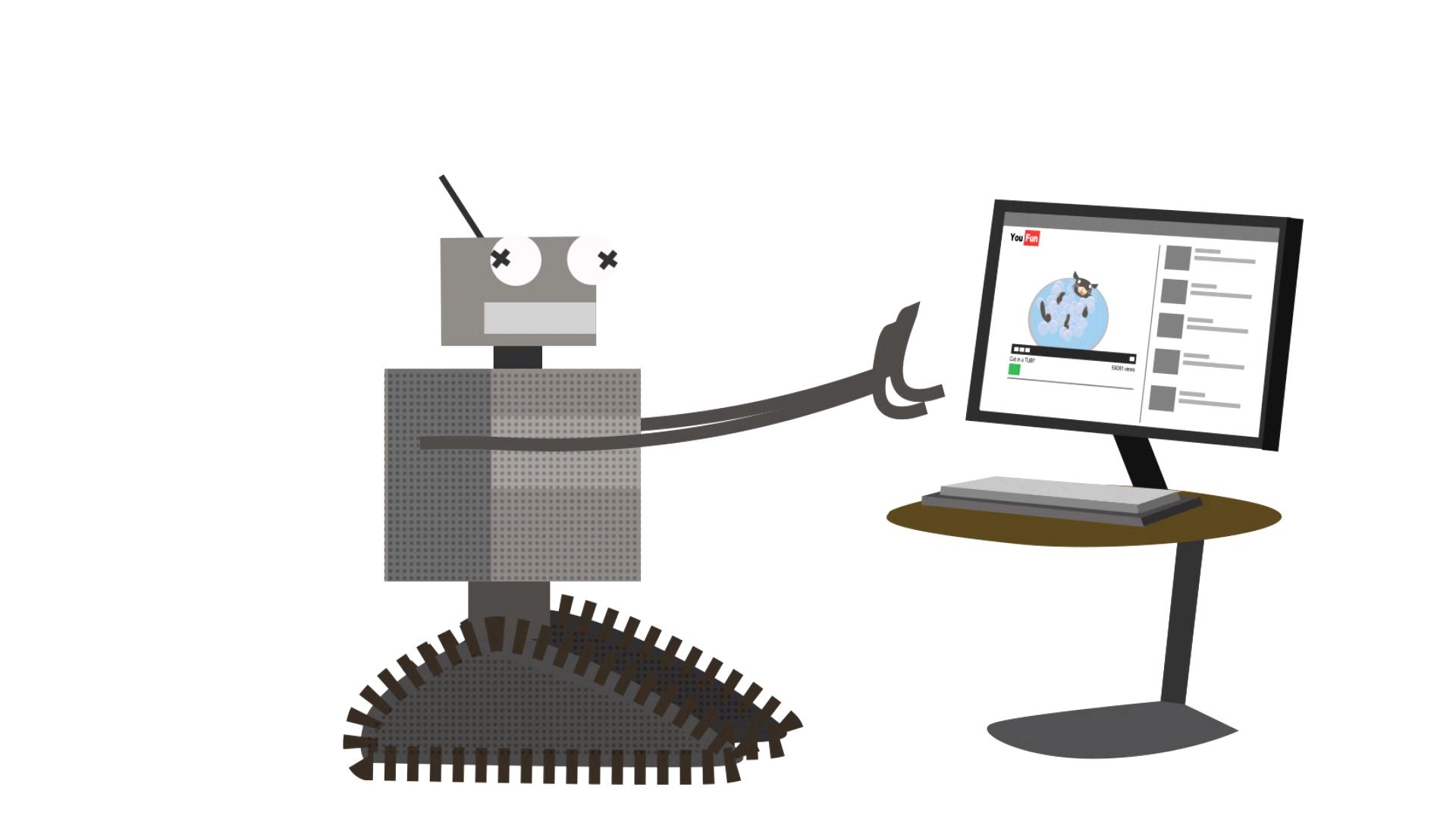 Publicité en ligne : L'influence des robots
