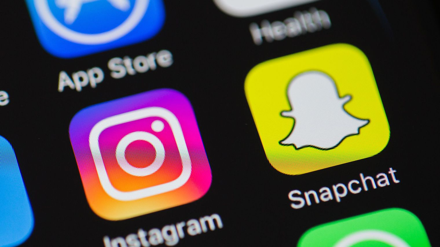 Instagram face à Snapchat : Une rude concurrence !