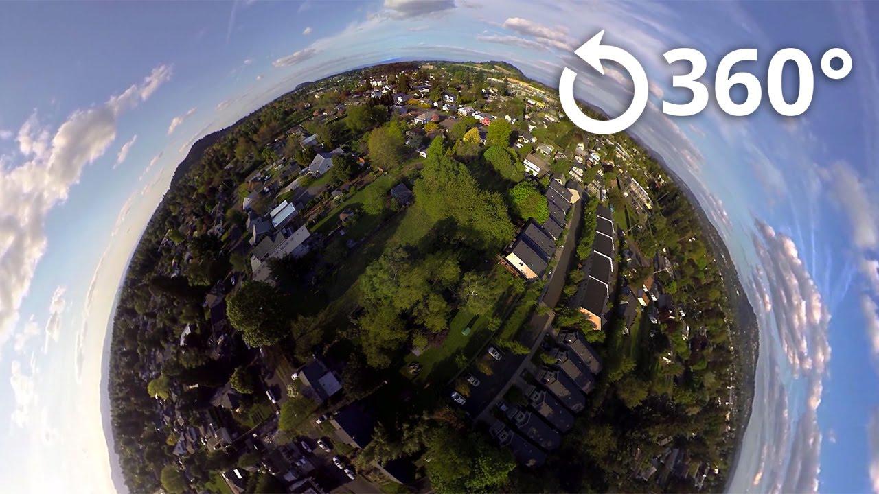 L'influence des vidéos à 360° sur Facebook