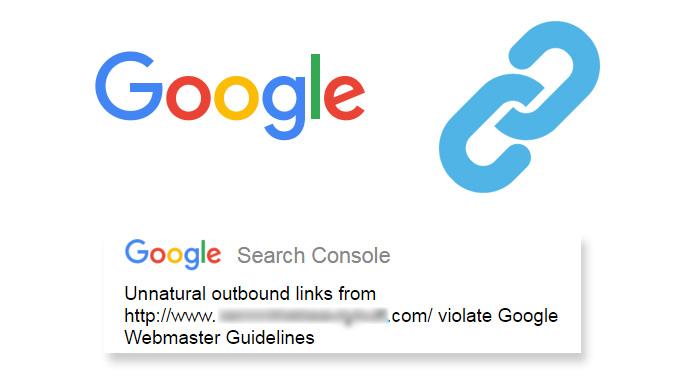 Google lance une vague de pénalités contre certains sites