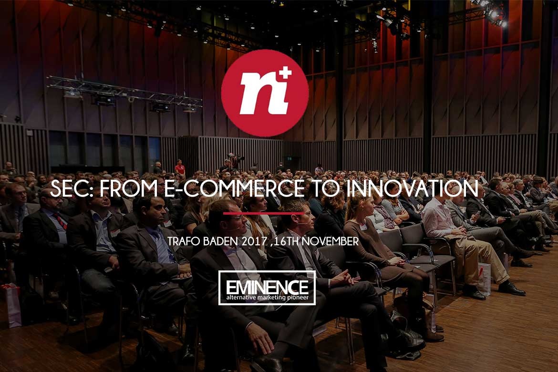 Swiss eCommerce Conference avec Eminence