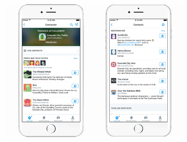 Twitter lance une nouvelle fonctionnalité !