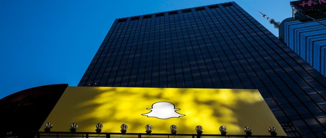 Snapchat : Insertion de la publicité dans les Stories