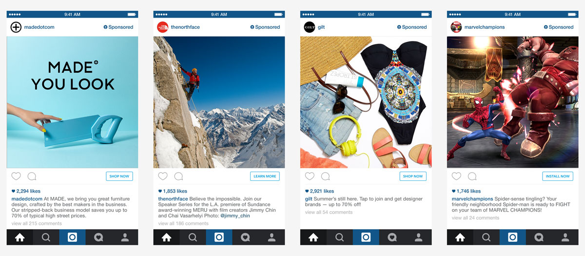 La publicité sur Instagram enfin disponible pour toutes les entreprises !