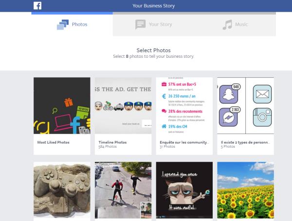 Facebook : Réalisez gratuitement le « Portrait de votre entreprise » - Blog Eminence