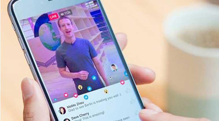 Live Video illimitée en durée chez Facebook