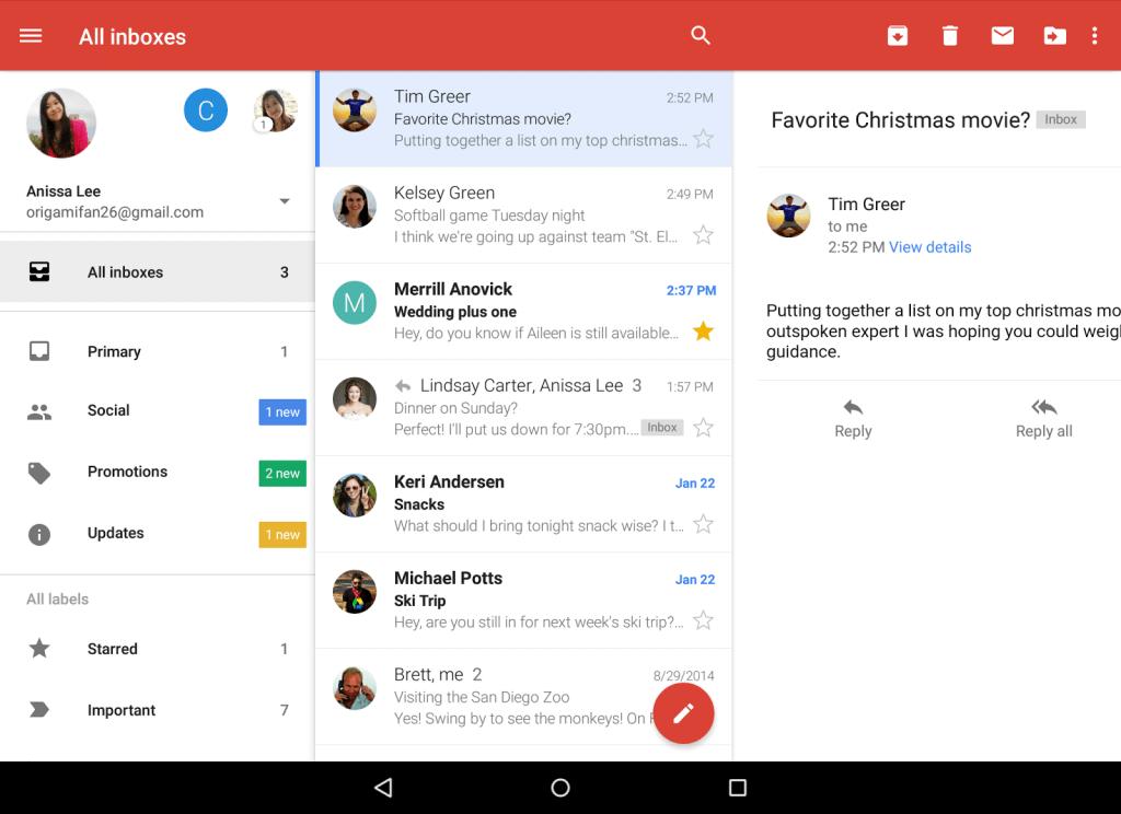 GmailGoogle