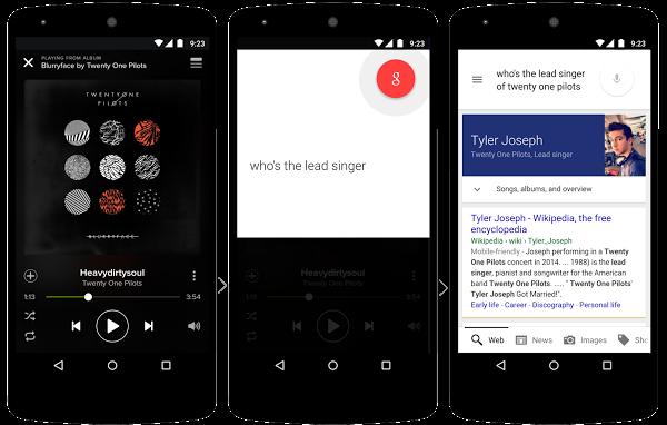 Google Location AwareSearch : une nouvelle fonctionnalité de Google pour la recherche vocale !