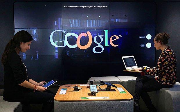 La première boutique Google ouvre ses portes à Londres !