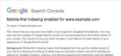 GoogleMobile-First-Index