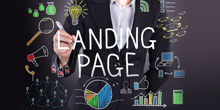 Create a successful Landing Page and increase your conversion rate!