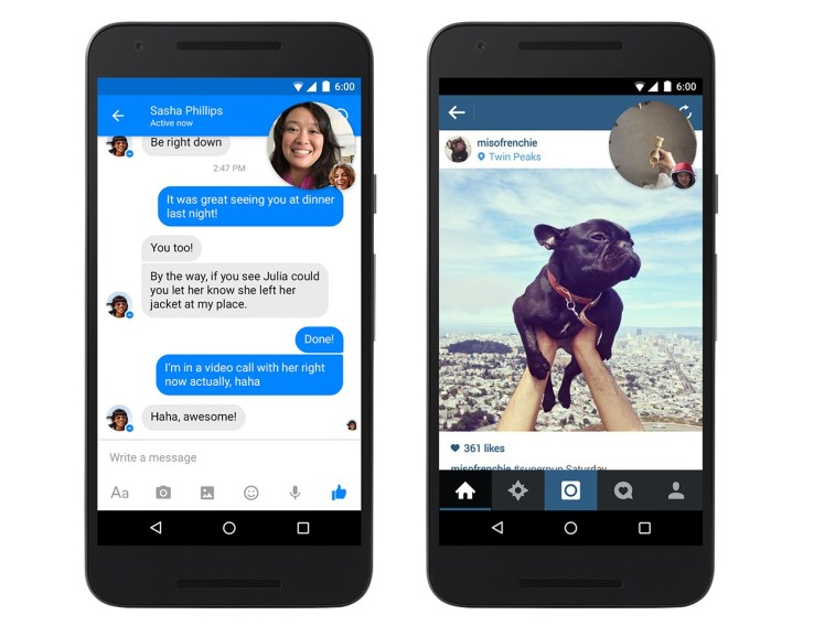 Messenger-Dropbox