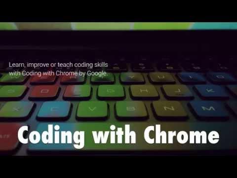 Apprenez à coder avec Coding With Chrome