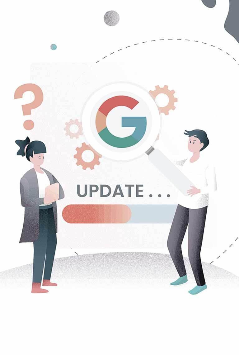 nouvelles mises à jour Google Core Update